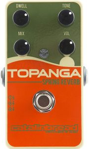 Catalinbread Topanga Spring Reverb Pedal Image