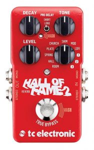 TC Electronic Hall of Fame 2 Pedal Image