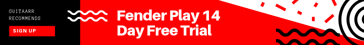 Fender Play 14 Day Free Trial Image