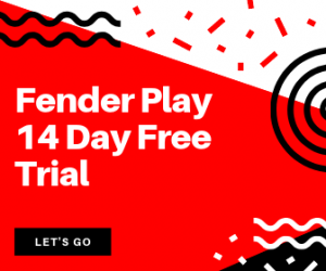 Fender Play Trial