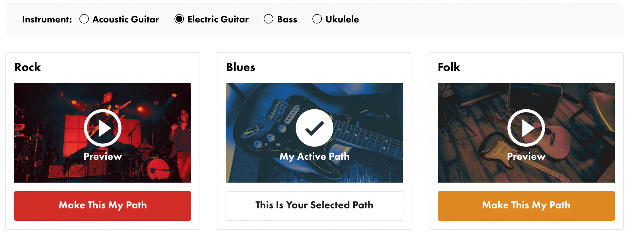 Fender Play Choose Your Path Image
