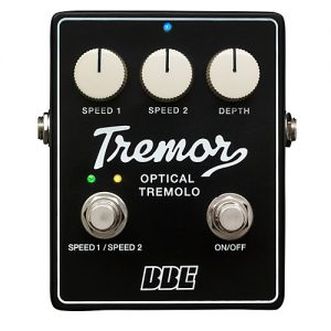 BBE Tremor Dual-Mode Analog Tremolo pedal image
