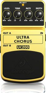 Behringer UC200 Ultimate Stereo Chorus image