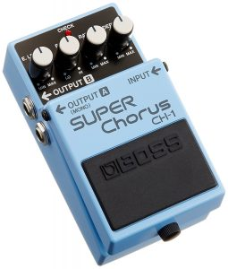 Boss CH-1 Classic Stereo Super Chorus image