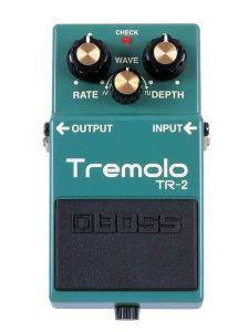 Boss TR-2 Tremolo pedal image