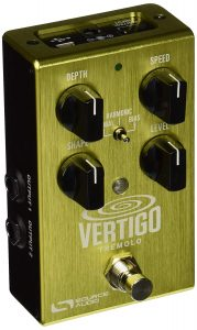 Source Audio SA243 Vertigo Tremolo pedal image