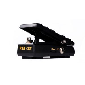 Donner Wah Cry 2 in 1 Mini Guitar Wah Effect:Volume Pedal Image