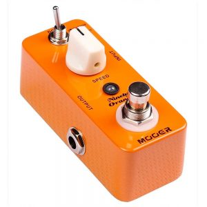 Mooer Ninety Orange Phaser pedal image