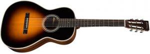 Eastman E20P-SB Parlour Guitar Image