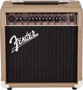 Fender Acoustasonic 15 Watt