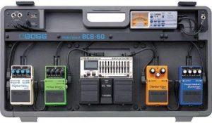 BOSS Large Guitar Pedal Board