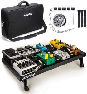 Vangoa Guitar Pedal Board (with carry bag)