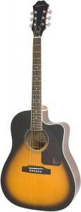 Epiphone AJ-220SCE Electro-Acoustic Guitar