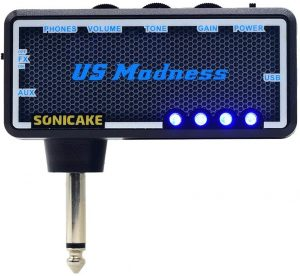 SONICAKE US Madness Plug-In Guitar Amp